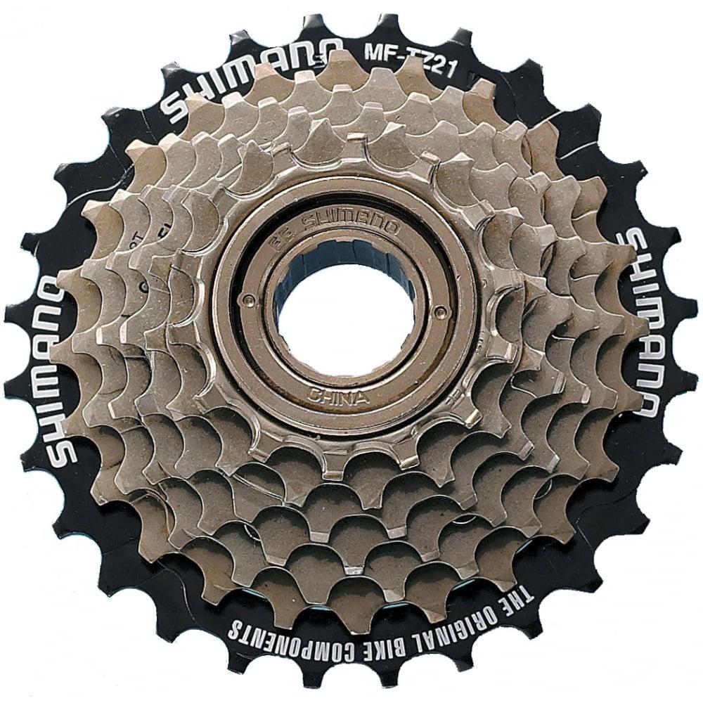 Flight Tracker Sunrace 7 Speed 13-28 Freewheel Cycling Cassettes, Freewheels & Cogs