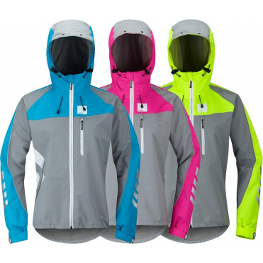 Signal Women's Waterproof Jacket