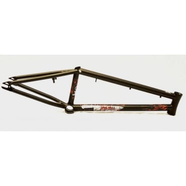 Sleepless BMX Frame 2010 (Chester Blacksmith Signature)
