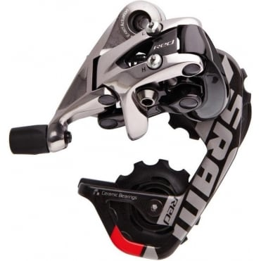 RED 10 Speed Rear Derailleur Aero Glide