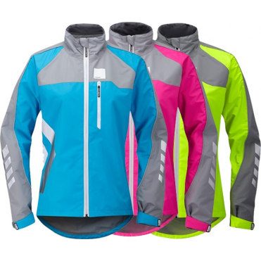 Strobe Women's Waterproof Jacket