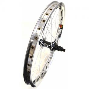 "Sun Rims Custom 20"" Rear BMX Wheel - Chrome"