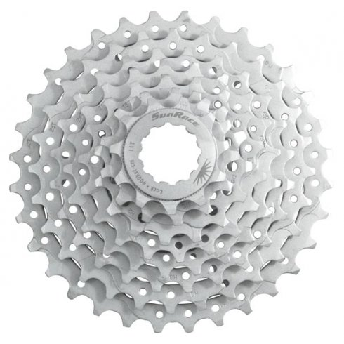 Sunrace 7 Speed Super Fluid Drive Cassette