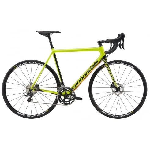 Cannondale SuperSix Evo Carbon Disc Ultegra Road Bike 2017
