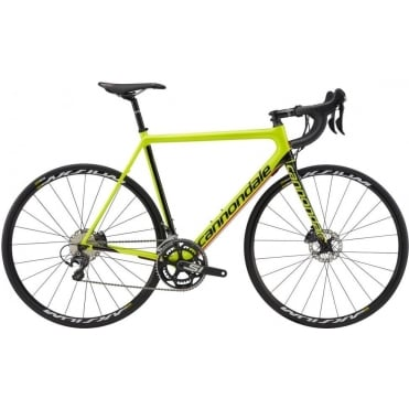 SuperSix Evo Carbon Disc Ultegra Road Bike 2017