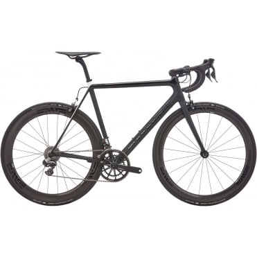 SuperSix Evo Hi-Mod Black Inc. Road Bike 2017