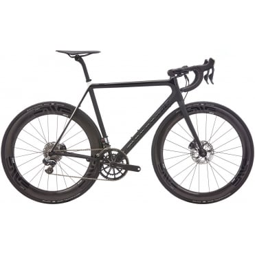 SuperSix Evo Hi-MOD Disc Black Inc. Road Bike 2017