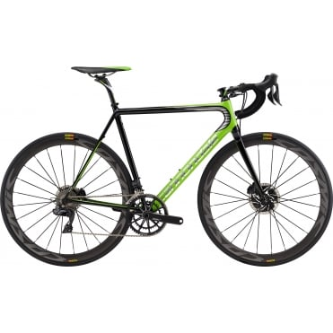 SuperSix Evo Hi-Mod Disc Team Di2 Road Bike 2018