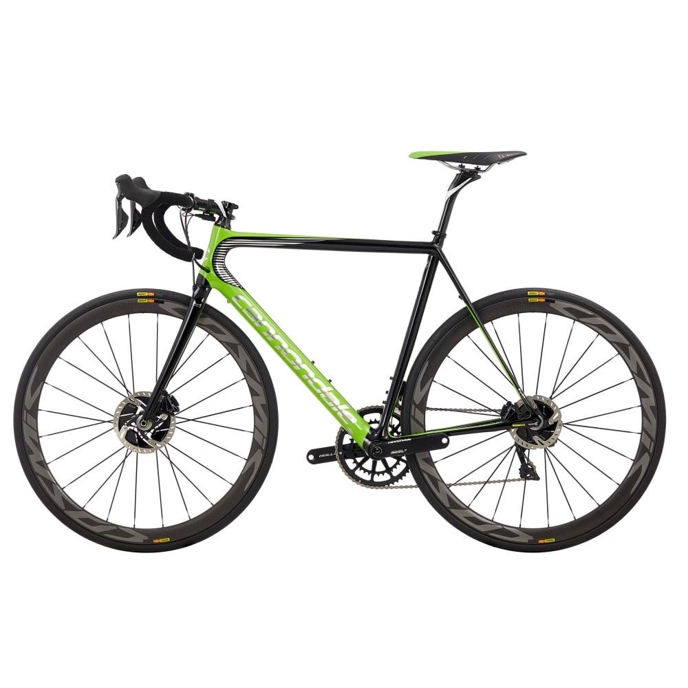 978b7170933 Cannondale SuperSix Evo HM Disc Team Di2 Bike 2018 | Triton Cycles