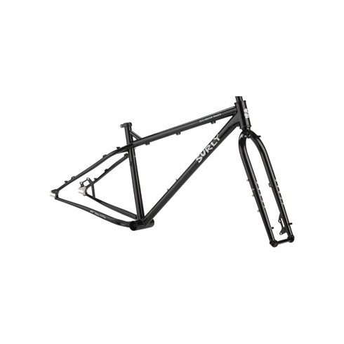 Surly Ice Cream Truck Frameset 2015 - Black