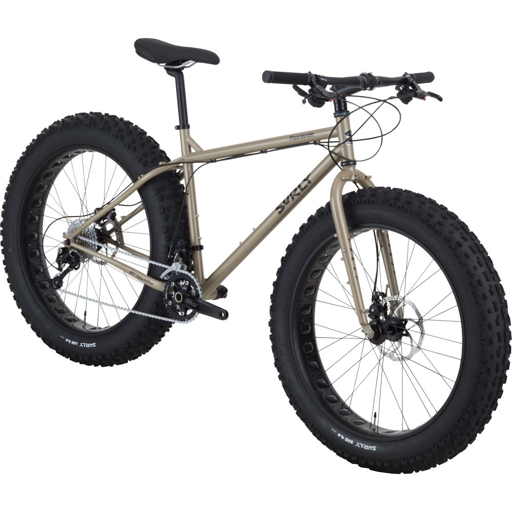 Surly Moonlander Fat Bike Complete Bike | Triton Cycles