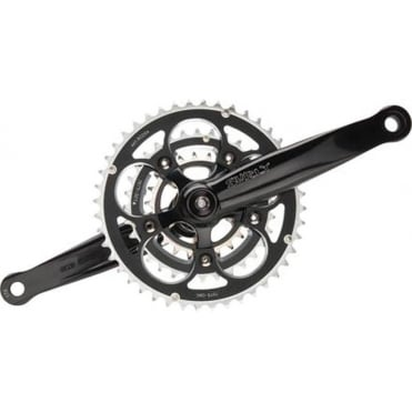 Mr. Whirly Pugsley Crankset