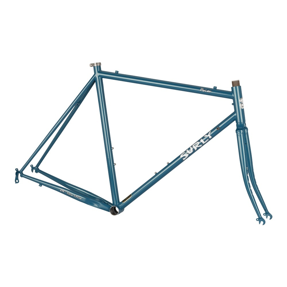 Surly Pacer Frameset - Blue | Triton Cycles