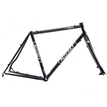 Swiss Cross Disc Frameset