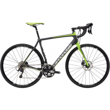 Synapse Carbon Disc 105 Road Bike 2017