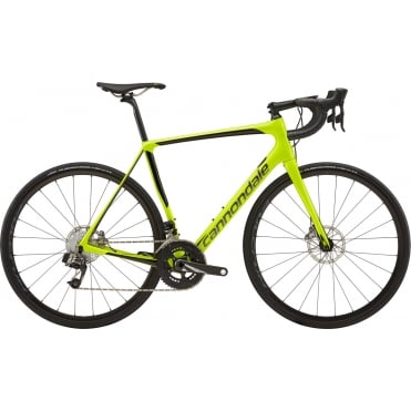 Synapse Carbon Disc Red eTap Road Bike 2018
