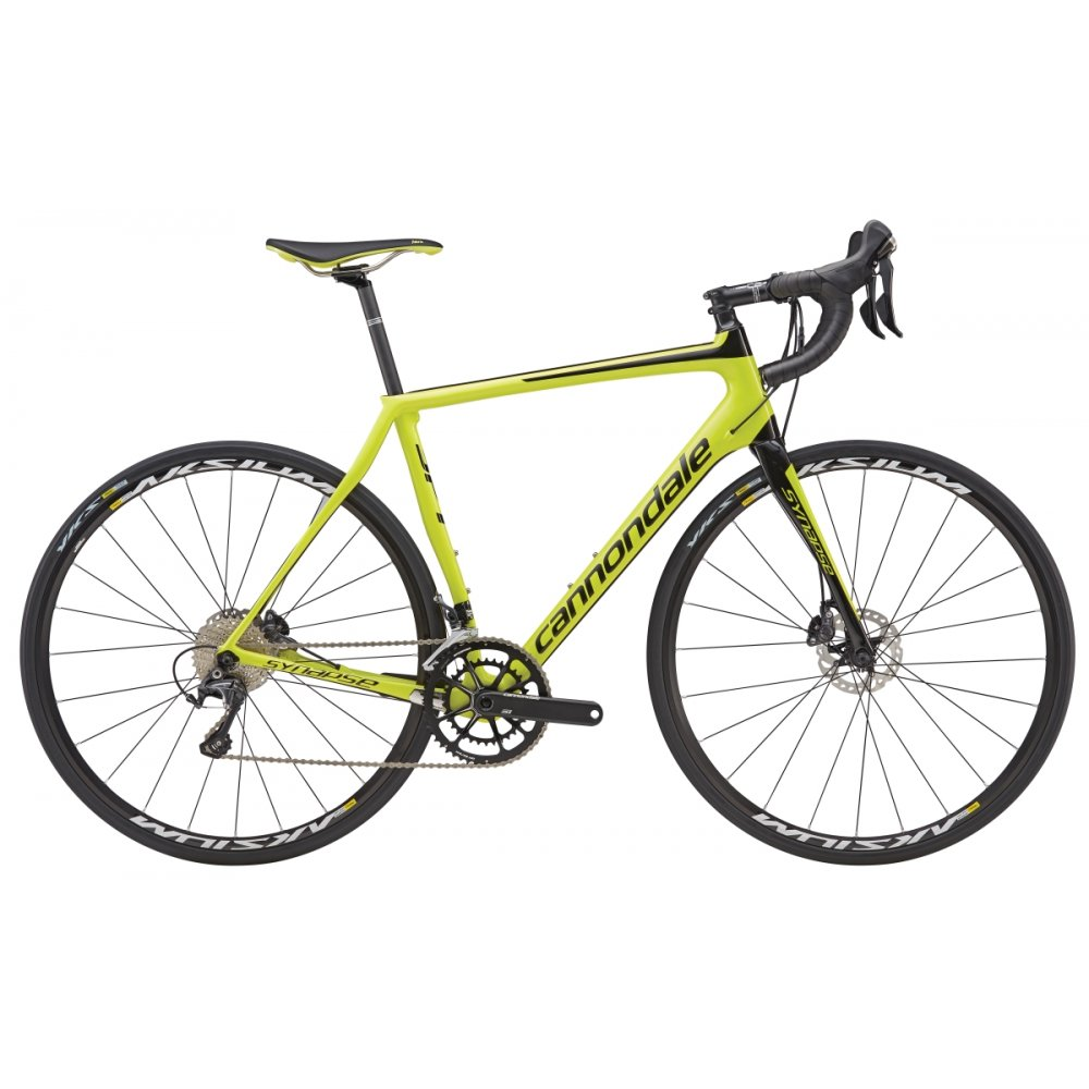 Cannondale Synapse Carbon Disc Ultegra3 Bike 2016 Nsp