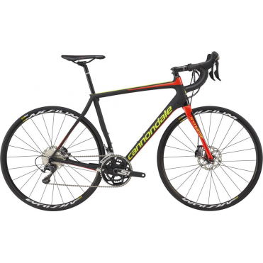Synapse Carbon Disc Ultegra Road Bike 2017
