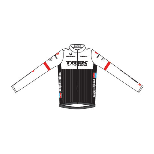Bontrager TFR RSL Thermal Long Sleeve Jersey