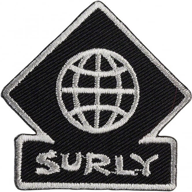 Surly Touring Iron-On Patch