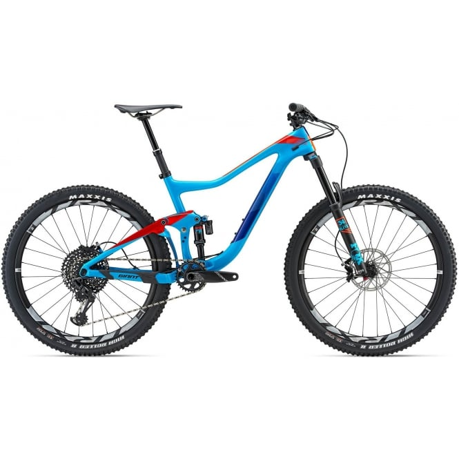 Giant Trance Advanced 1 Mountain Bike 2018