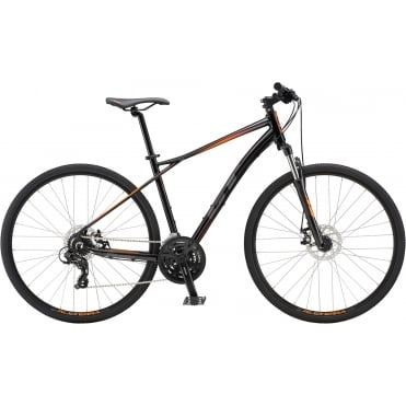 Transeo Comp Hybrid Bike 2018