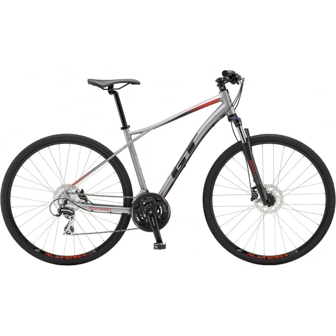 GT Transeo Elite Hybrid Bike 2018