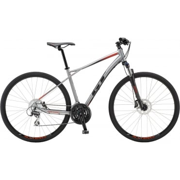 Transeo Elite Hybrid Bike 2018