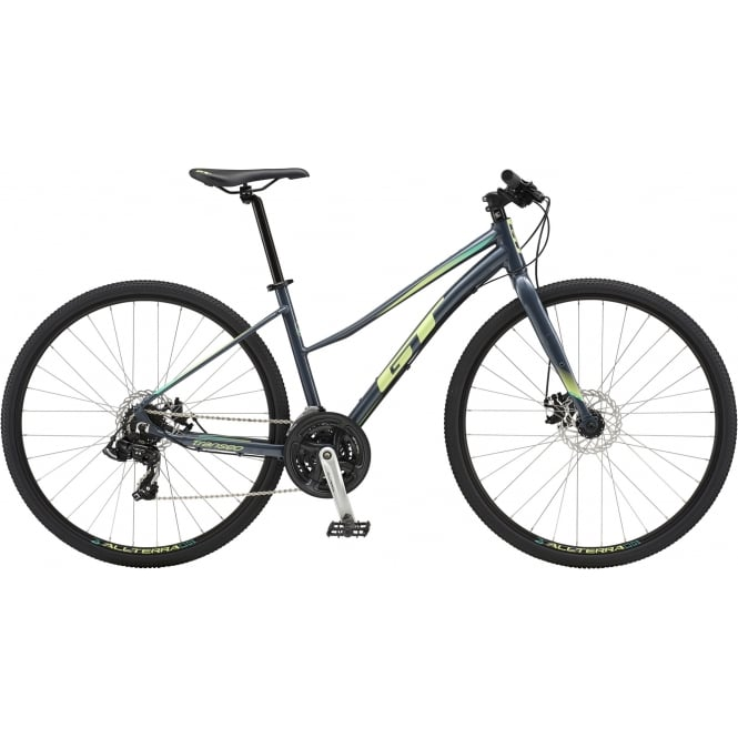 GT Transeo Sport Step-Thru Hybrid Bike 2018