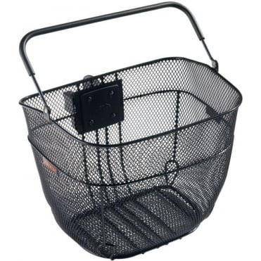 Trek Handlerbar Interchange Wire Mesh Front Basket