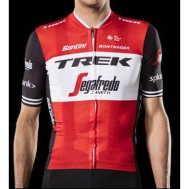 Trek-Segafredo Men s Team Cycling Jersey. Santini ... 2b2bbdc8d