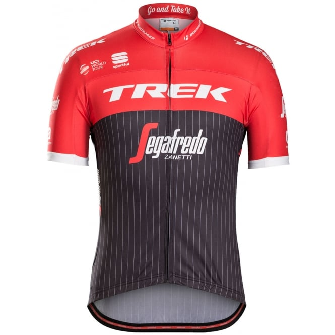 Sportful Trek-Segafredo Replica Men's Jersey