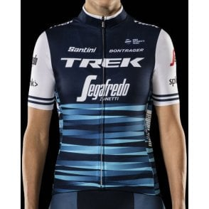 Trek-Segafredo Women s Team Replica Cycling Jersey. Santini ... af8b49de3