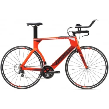 Trinity Advanced Tri/TT Bike 2018
