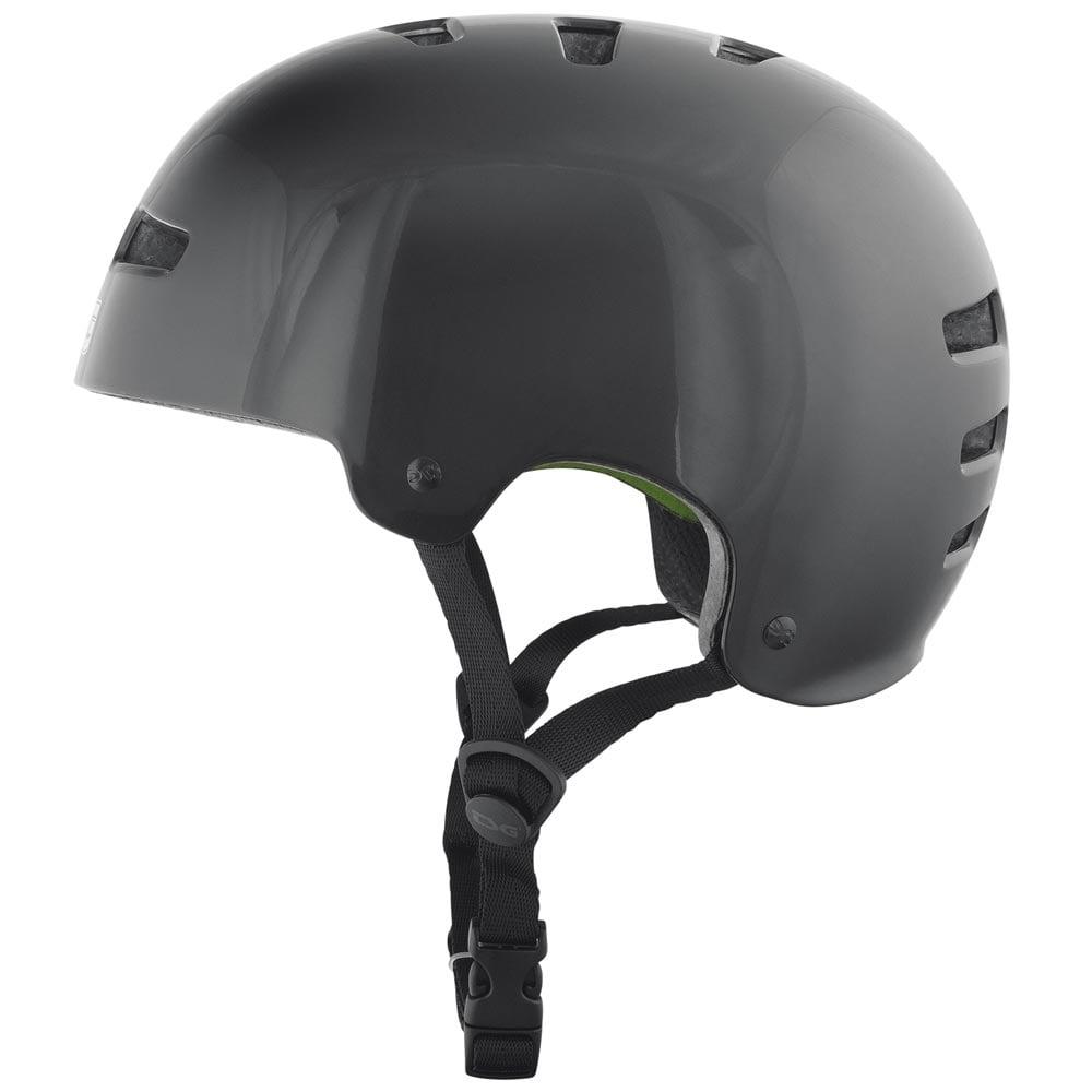 TSG Evolution Youth Injected Helmet Black