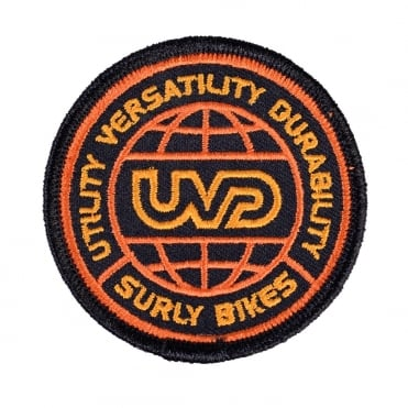 Utility Iron-On Patch