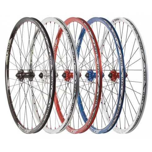 Halo Vapour 650B Front SD6F Wheel