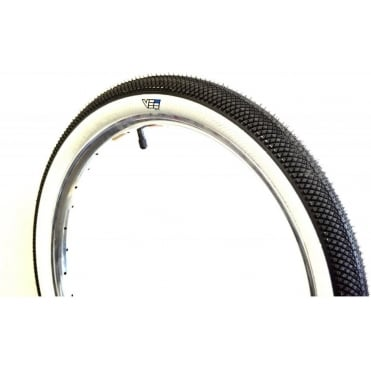 Vee Tire Speedster Folding BMX Tyre - White Sidewall