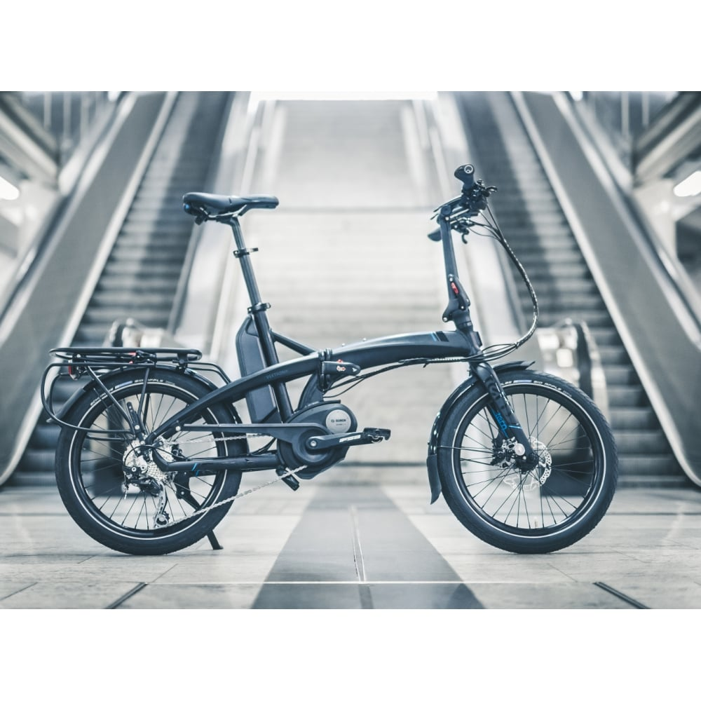 Tern Vektron S10 400 Folding Electric Bike | Triton Cycles