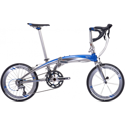 Tern Verge X18 Folding Bike 2017