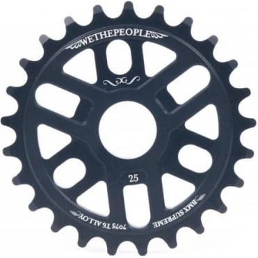 Supreme CNC 25T Sprocket 2011