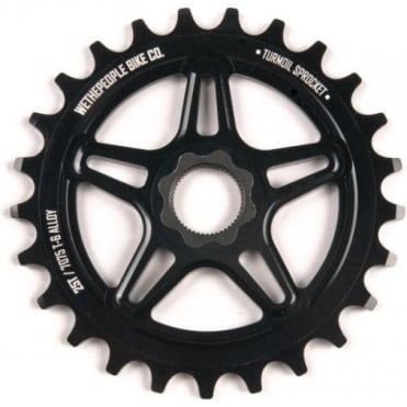 Wethepeople Turmoil 25T Sprocket Spline Drive 2013