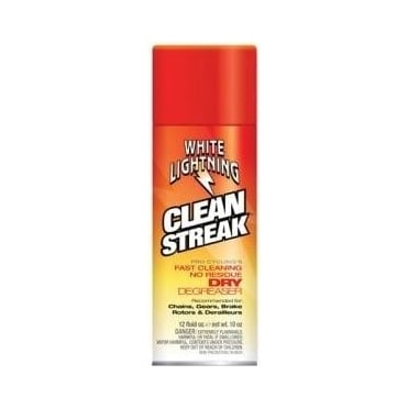 White Lightning Clean Streak Dry Degreaser