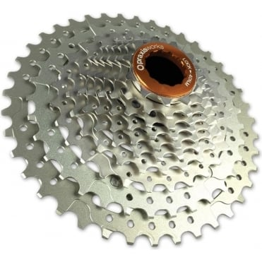 Wide Range 10-Speed Cassette