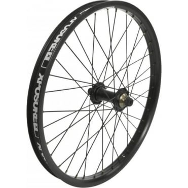 Xposure Infinity High Front BMX Wheel 2014