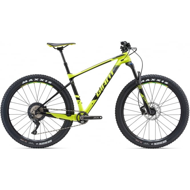Giant XTC Advanced+ 2 Mountain Bike 2018