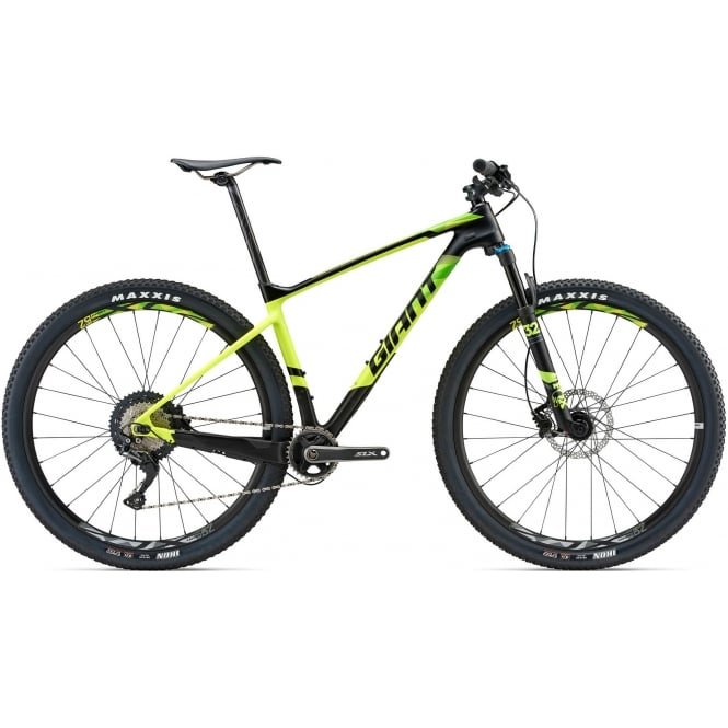 Giant XTC Advanced 29er 2 Mountain Bike 2018
