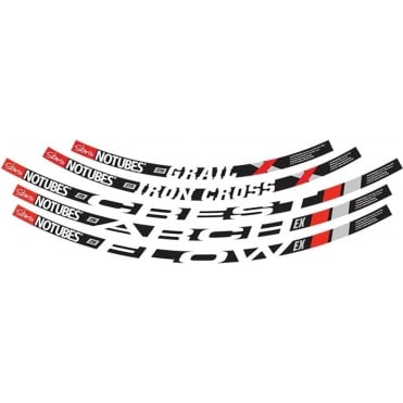 ZTR Rim Decal Sets (2015)